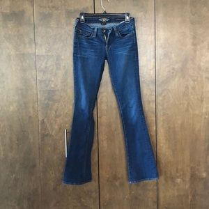 Lucky Charlie Baby bootcut denim jeans